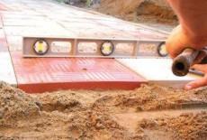 Самостоятельная укладка тротуарной плитки на песок