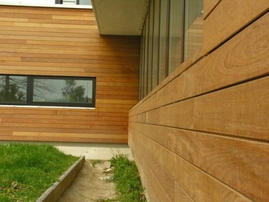 деревянный сайдинг