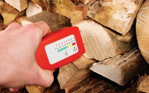 измерить влажность