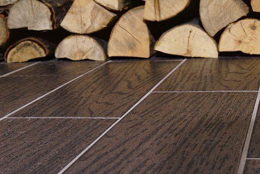 плитка с дровами